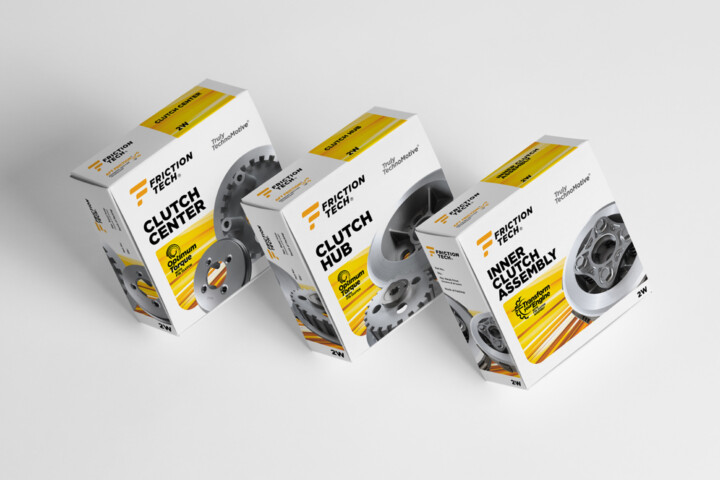 Friction Tech Packaging