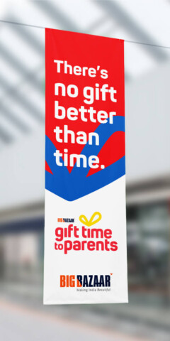 Gift Time To Parents